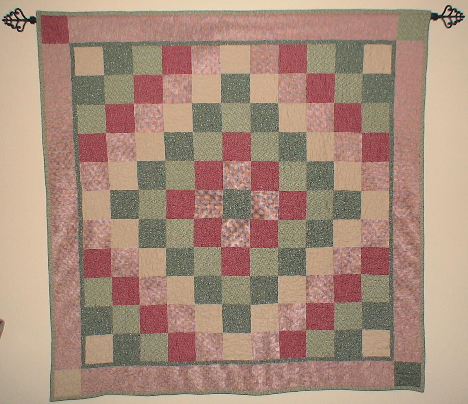 Quilt In A Day Patterns Trip Around The World : Backstitch Baby: Quilt in a Weekend: A Quick, Strip-Pieced, Beginners,