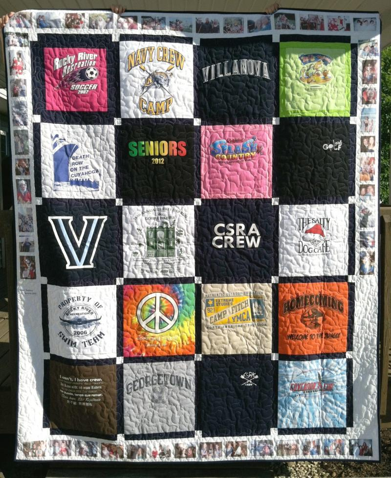 Custom Memory Quilts Home